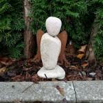 Engel aus Stein